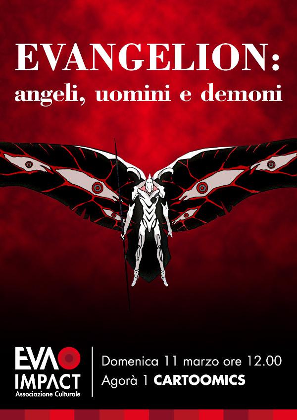 Evangelion: angeli, uomini e demoni - Gli antagonisti in Neon Genesis Evangelion (11 marzo 2018)
