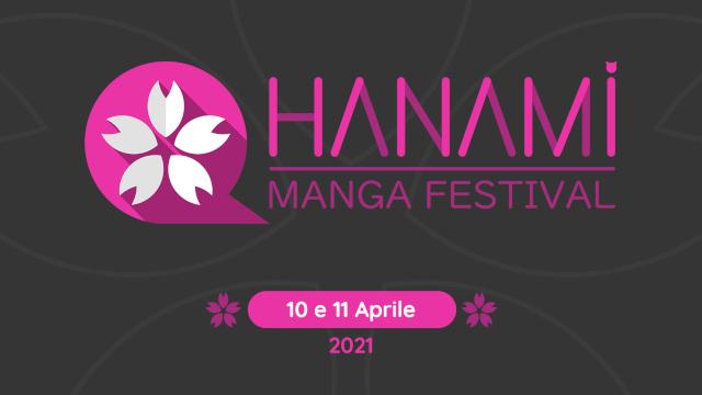 Hanami Manga Festival (10 e 11 aprile 2021)