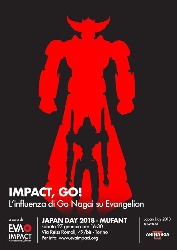 Impact, GO! al Japan Day 2018, 27 gennaio, Torino