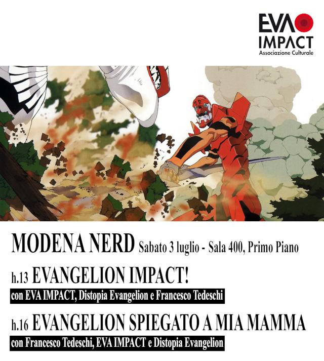 EVA IMPACT presenta Evangelion Impact! La fine dell'anime più famoso di tutti i tempi