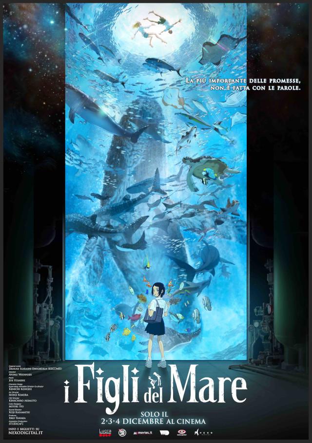I Figli del Mare - Nexo Anime al cinema - Sconti e biglietti omaggio da EVA IMPACT e Nexo Digital